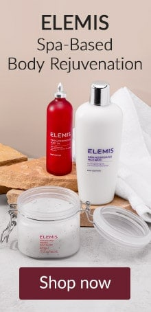 Elemis. Spa-based body rejuvenation skin care. Click here to shop Elemis.