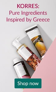 KORRES: Pure ingredients inspired by Greece. Click here to shop KORRES Body Care.