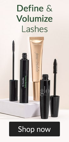 Define and volumize lashes with Jane Iredale, Glo Skin Beauty and more. Click here to shop makeup.