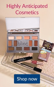 Highly anticipated cosmetics. Click here to shop new makeup.