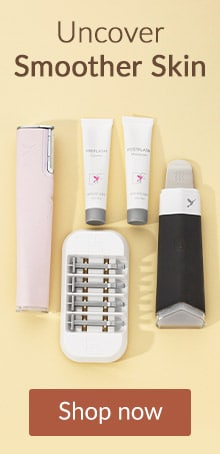 Uncover smoother skin with DermaFlash. Click here to shop our collection of skin care tools.