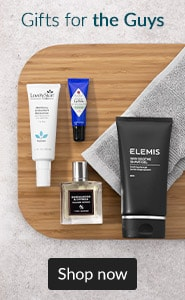 Gifts for the guys. Click here to shop grooming gifts for men.