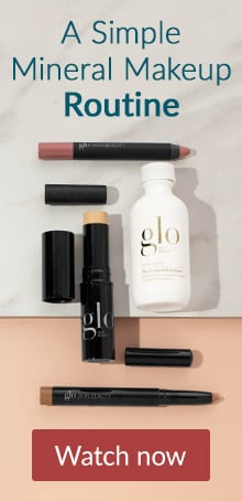 A simple mineral makeup routine for spring and summer. Click here to watch our guide for using Glo Skin Beauty mineral makeup.