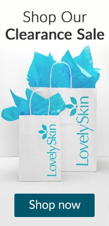 Shop clearance beauty supplies and makeup deals at LovelySkin and receive free shipping, samples and exclusive offers.