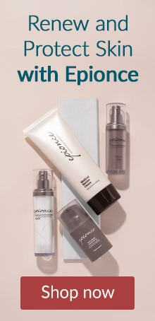 Renew and protect skin with Epionce. Click here to shop Epionce skin care products.