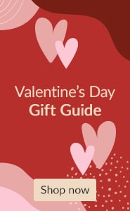 Shop Valentines Day Gift Guide.